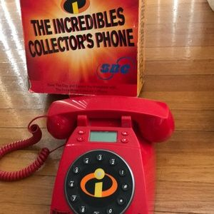 Other - The incredibles collector phone